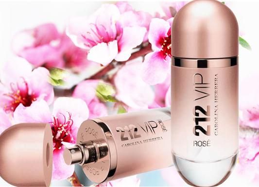 Perfume Feminino 212 VIP Rosé Eau de Parfum by Carolina Herrera