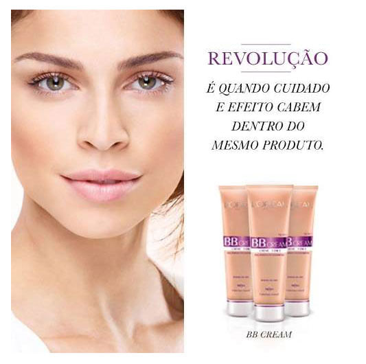 BB Cream 5 em 1 by L'Oreal Paris