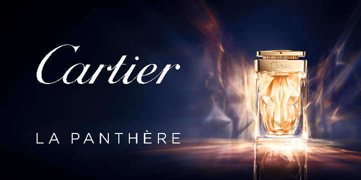 Perfumes Cartier