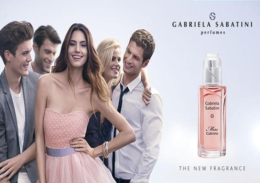 Perfume Importado Gabriela Sabatini