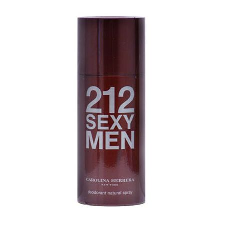 212 Sexy Men Déodorant Carolina Herrera - Desodorante Masculino Spray - 150g