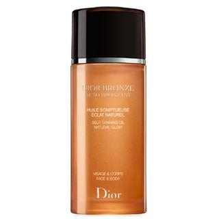 Dior Huile Somptueuse Éclat Naturel Dior - Autobronzeador para o Rosto e Corpo 100ml - COD. 020422