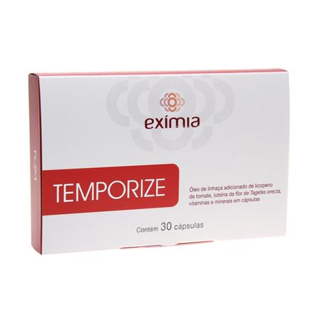 Exímia Temporize FQM - Suplemento Rejuvenescedor - 30 Un