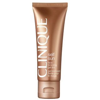 Face Bronzing Gel Tint Clinique - Autobronzeador Facial em Gel 50ml - COD. 010448