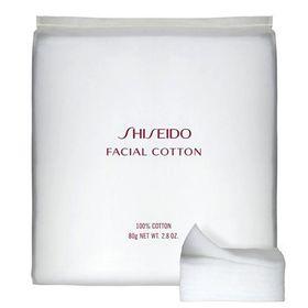 Facial-Cotton-Shiseido---Discos-Demaquilantes