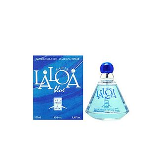 Laloa Blue Eau de Toilette Via Paris - Perfume Feminino 100ml - COD. 014661