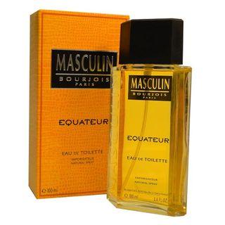 Masculin-Equateur-Eau-De-Toilette-Bourjois---Perfume-Masculino