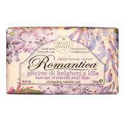 Romantica-Glicinia-Toscana-E-Essencias-De-Lilas-Nesti-Dante---Sabonete-Perfumado-Em-Barra