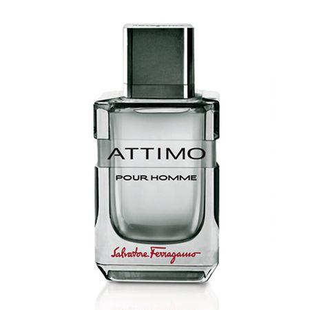 Attimo Pour Homme Salvatore Ferragamo - Perfume Masculino - Eau de Toilette -...