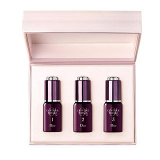 Capture Totale Cure Peau Neuve 21 Nuits Dior - Tratamento Noturno Anti - Envelhecimento 4x 10ml - COD. 013832