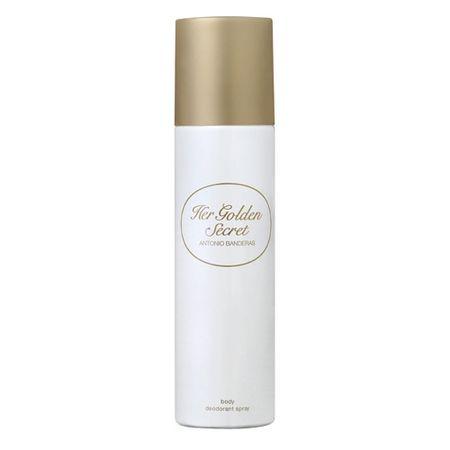 Desodorante Her Golden Secret Antonio Banderas - Desodorante Feminino - 150ml