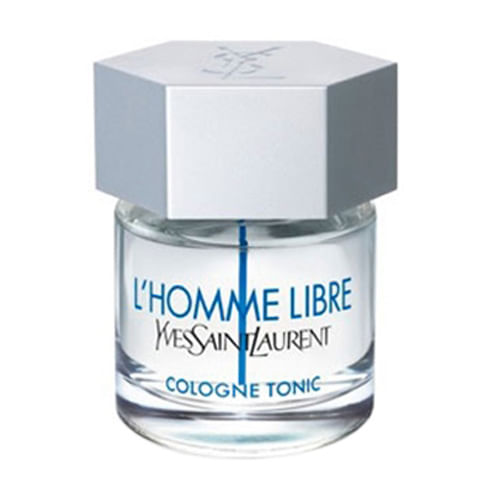 Perfume L'homme Libre Cologne Tonic Yves Saint Laurent Eau de Toilette Masculino 60 Ml