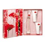 Flower-By-Kenzo-Eau-de-Parfum-Kenzo---Kit-de-Perfume-Feminino-50ml---Locao-Perfumada-50ml---Gel-de-Banho-50ml