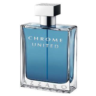 Chrome United Azzaro - Perfume Masculino - Eau de Toilette 20170224A 5498
