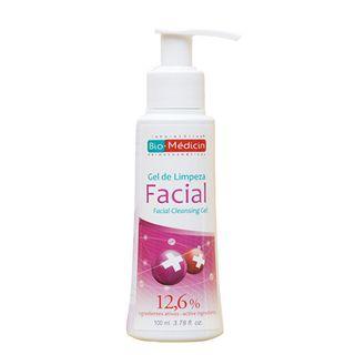 Gel de Limpeza Facial Bio - Médicin - Limpador Facial 100ml - COD. 026436