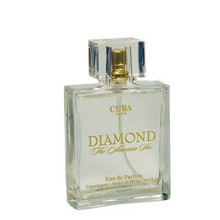Diamond Deo Parfum Cuba Paris - Perfume Masculino 100ml - COD. 018052