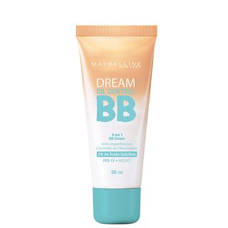 BB Cream Dream BB Oil Control Maybelline 30ml - Base Facial Médio