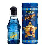 Blue Jeans Eau de Toilette Versace - Perfume Masculino
