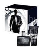 James-Bond-007-Eau-de-Toilette-James-Bond---Kit-Perfume-Masculino30ml---Gel-de-Banho-50ml