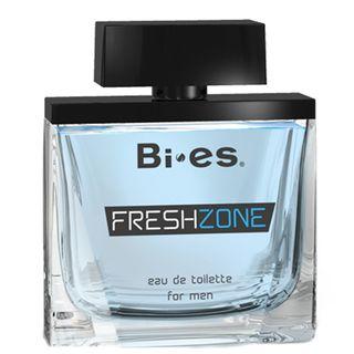 Perfume Fresh Zone Bi-es Eau de Toilette Masculino 100 Ml