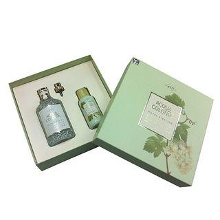 Acqua Colonia Royal Riesling 4711 - Unissex - Eau de Cologne - Perfume + Gel de Banho - Kit 20170214A 8071