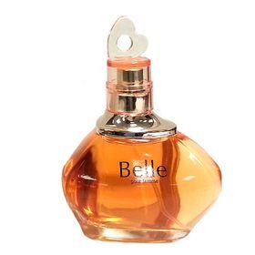 Frasco do Perfume Feminino Belle Pour Femme Eau de Parfum I-Scents