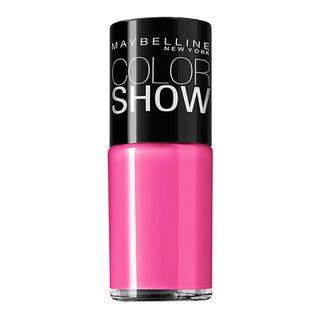 Color Show Tons de Rosa Maybelline - Esmalte 155 Chiffon Chic - COD. 025116