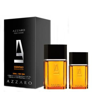 Azzaro Pour Homme Masculino Eau de Toilette 200ml + GANHE Azzaro Pour Homme 30ml - Kit 20170210A 9372