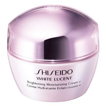Creme Hidratante Iluminador Shiseido White Lucent Brightening Moisturizing...