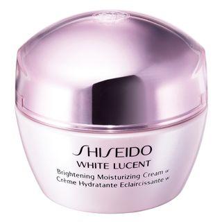 White Lucent Brightening Moisturizing Cream W Shiseido - Creme Hidratante Iluminador 50ml - COD. 030041