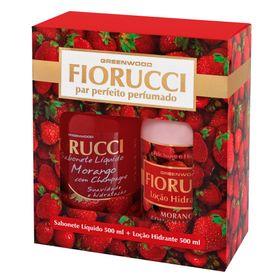 par-perfeito-perfumado-morango-com-champagne-fiorucci-kit-sabonete-liquido-500ml-locao-hidratante-500ml
