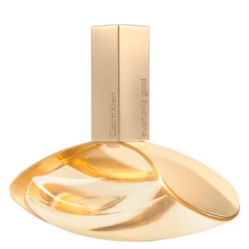 Perfume Euphoria Gold Calvin Klein Eau de Parfum Feminino 30 Ml