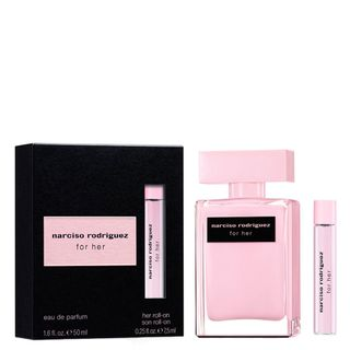 Estojo For Her Narciso Rodriguez Eau de Parfum Feminino 50 Ml