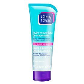 locao-removedora-de-maquiagem-clean-e-clear-demaquilante