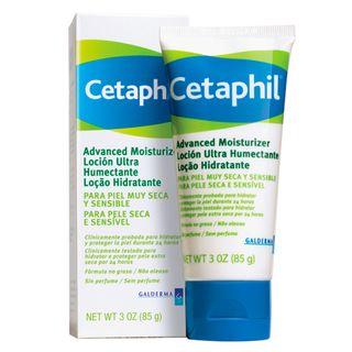 Cetaphil Advanced Pele Seca e Sensível - Loção Hidratante 85g - COD. 004906