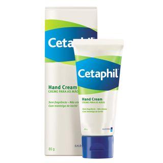 Cetaphil Hand Cream Mãos Secas e Rachadas - Creme para as Mãos 85g - COD. 030851
