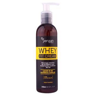 power-whey-fit-cream-yenzah-leave-in-para-cabelos