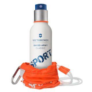 Swiss Army Classic Sport Eau de Toilette Victorinox - Perfume Masculino 100ml - COD. 031681