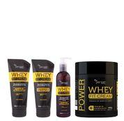 power-whey-fit-cream-yenzah-shampoo-condicionador-leave-in-mascara