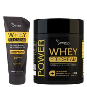power-whey-fit-cream-yenzah-kit-condicionador-200ml-mascara-480g