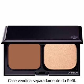 Sheer Matifying Compact Shiseido - Pó Compacto D10 - Golden Brown - COD. 021381