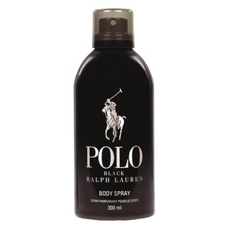 Polo Black Body Spray Ralph Lauren - Spray Corporal 300ml - COD. 032142