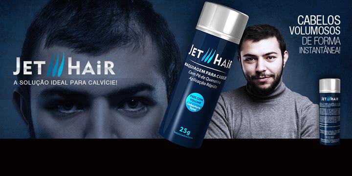 Jet Hair
