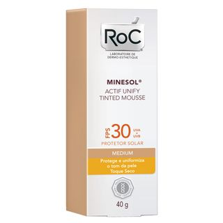 minesol-actif-unify-tinted-mousse-medium-fps30-roc-protetor-solar-40g