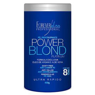 Pó Descolorante Forever Liss Power Blond - 450g 20170224A 11380