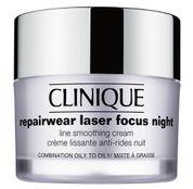 repairwear-laser-focus-night-line-smoothing-cream-clinique-rejuvenescedor-facial-50ml