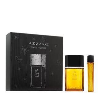 Azzaro Pour Homme Azzaro - Masculino - Eau de Toilette - Perfume + Miniatura - Kit 20170210A 11752