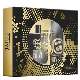Pacha Ibiza Privé Pacha Ibiza - Masculino - Eau de Toilette - Perfume + Desodorante - Kit 20170210A 11757