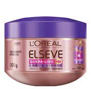 elseve-quera-liso-leve-e-sedoso-l-oreal-paris-creme-de-tratamento-300ml