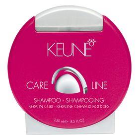 care-line-keratin-curl-keune-shampoo-de-limpeza-250ml
